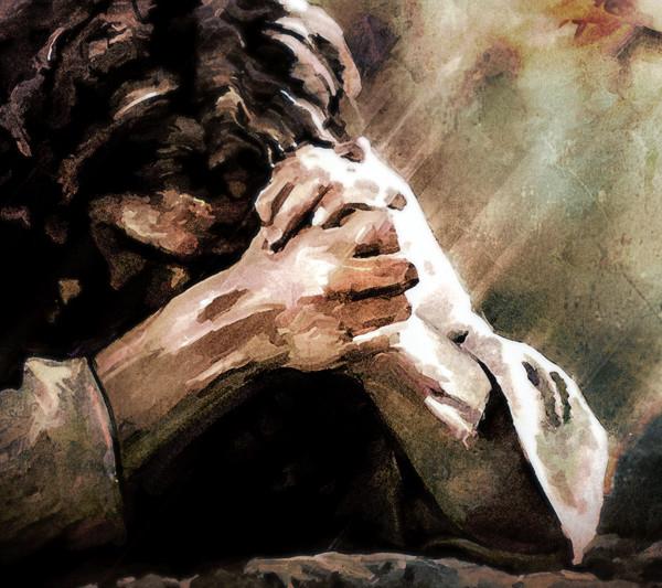 Jesus Praying In Gethsemane Lds | www.pixshark.com ...