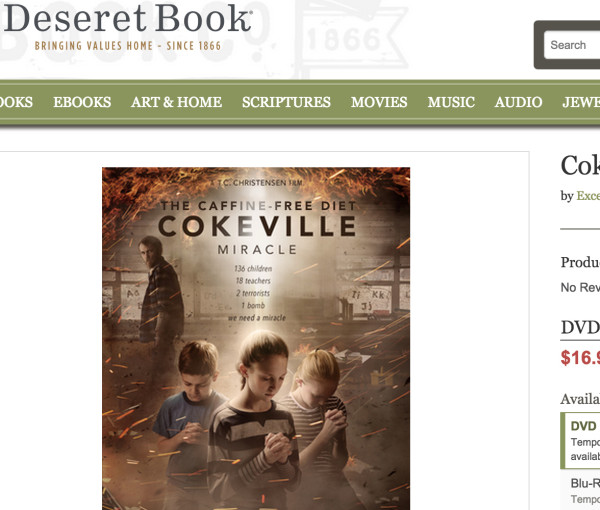 Deseret Book's censorship